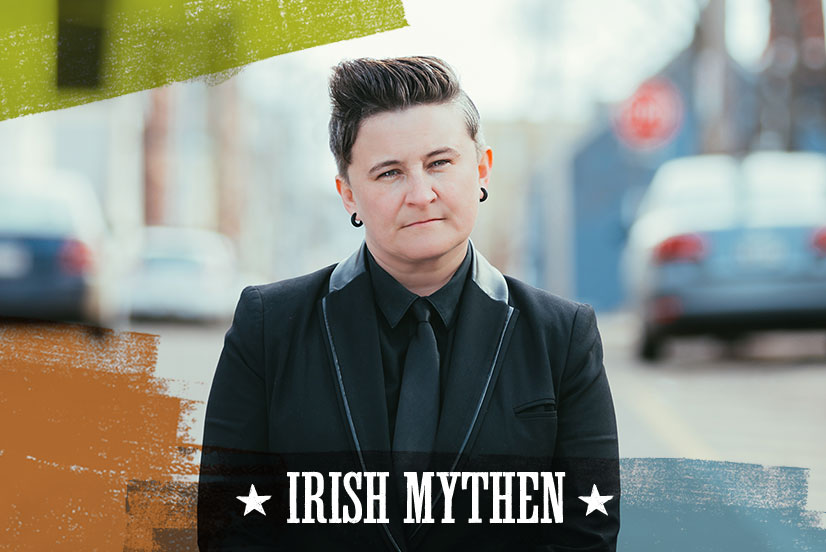 IRISH MYTHEN