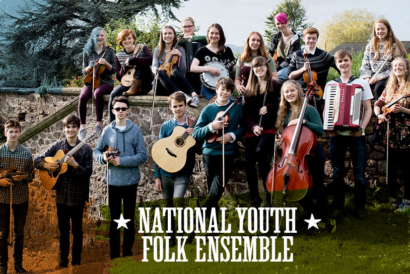 NATIONAL YOUTH FOLK ENSEMBLE